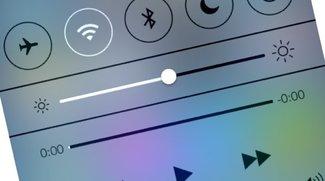 iOS 7: Das ist das Kontrollzentrum von iPhone & iPad