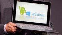 ASUS Transformer Book Trio: Windows 8 und Android in einem Tablet/Notebook
