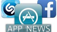 Updates für Facebook, Shazam, Asphalt 7 / PowerCam HD kostenlos
