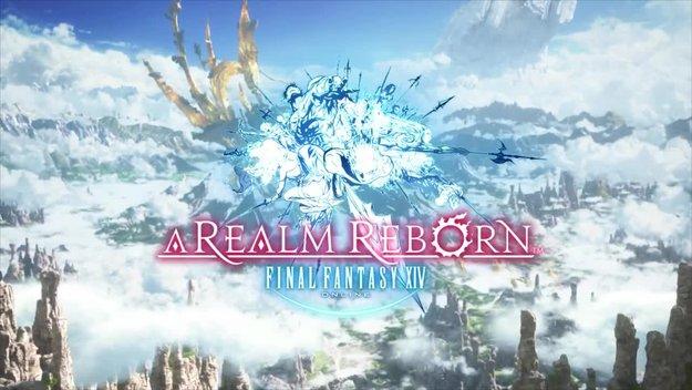 Final Fantasy XIV - A Realm Reborn: PS4-Version im April 2014