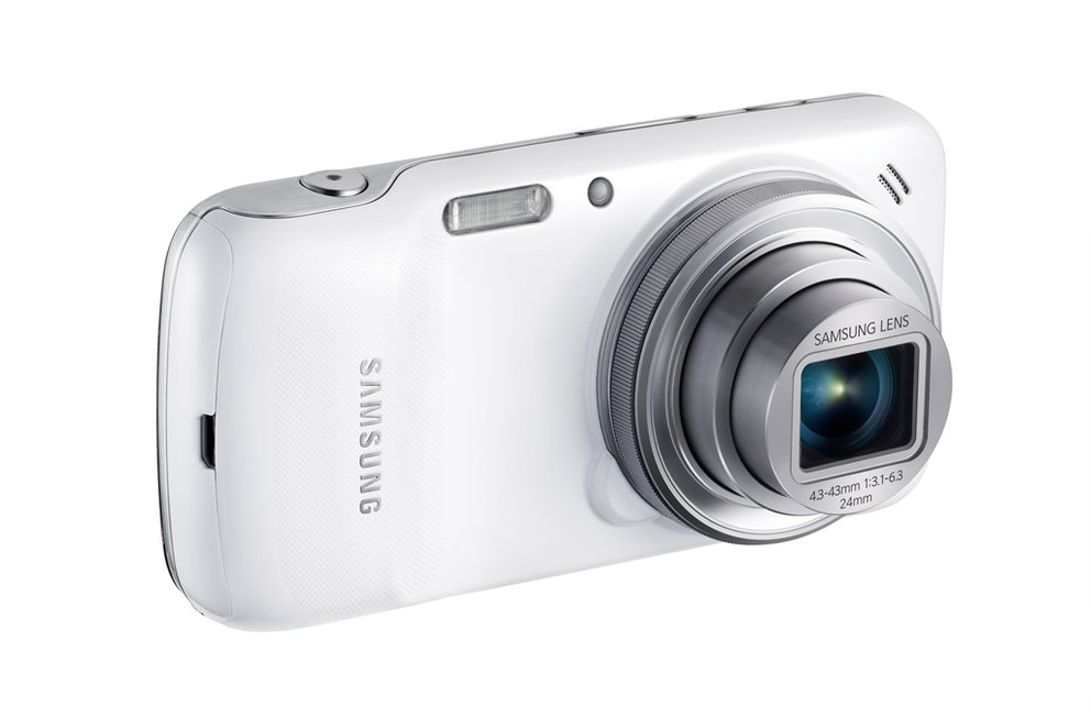 Galaxy S4 Zoom: Promo-Video demonstriert Features