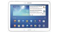 Samsung Galaxy Tab 3:  Welche Größe wollt ihr?
