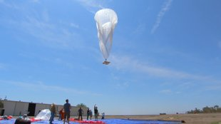 Google Project Loon: Neue Details zum Ballon-Internet enthüllt [Video]