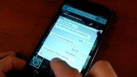 Paranoid Android HALO: Kleine Multi-Tasking Revolution wird Open Source