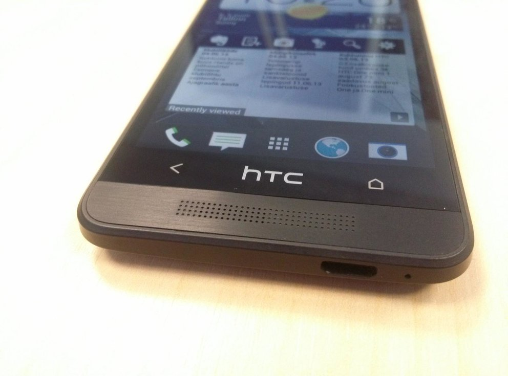 HTC One mini: Fotos des kleinen One-Schwestermodells aufgetaucht