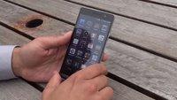 Huawei Ascend P6: Schlanke Schönheit im Hands-On-Video, indeed!