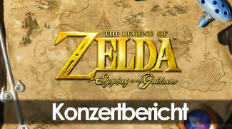 Konzertbericht: The Legend of Zelda - Symphony of the Goddess