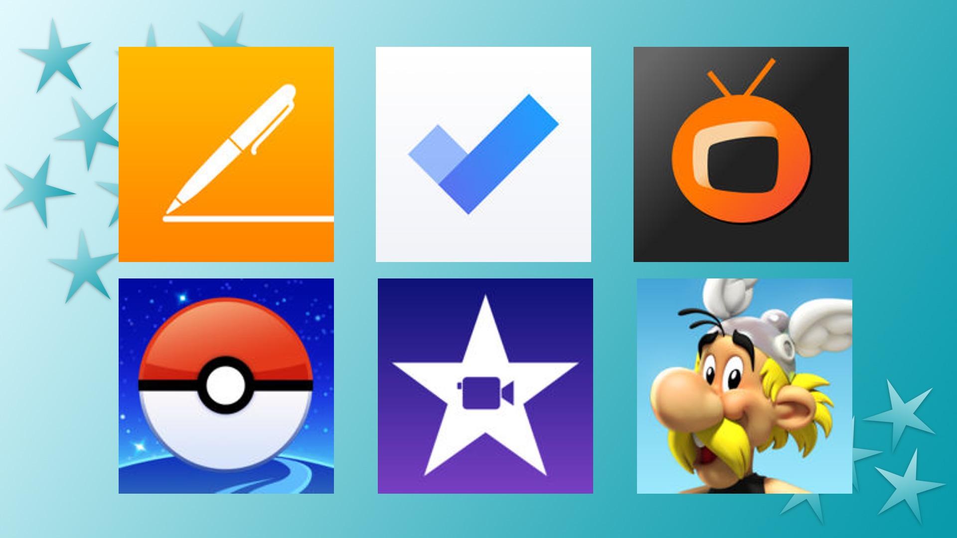Kostenlose Apps für iPhone & iPad