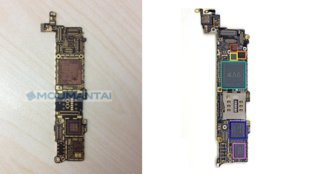 iPhone 5S: Bild des potentielles Logic Boards