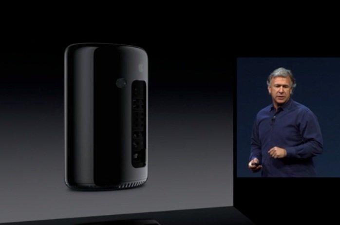 So sieht der neue Mac Pro aus