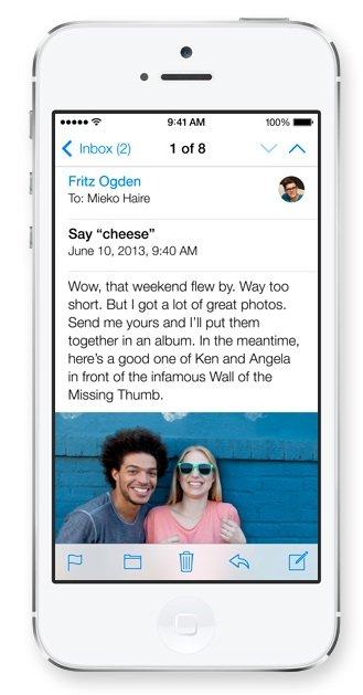 iOS-7-Sicherheitslücke: System speichert E-Mail-Anhänge unverschlüsselt ab