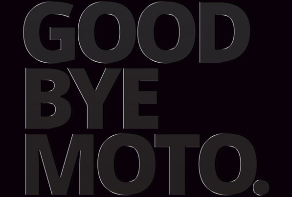 Good bye Moto: Was passiert da gerade bei Motorola?