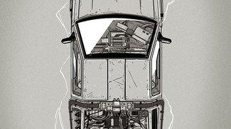 Film Quiz: Aus welchen Filmen und TV-Serien stammen diese Autos?