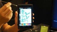 Tegra 4: NVIDIA verbessert Nutzung passiver Eingabestifte