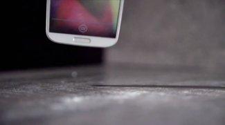 Samsung Galaxy S4 Stresstest: Fallende Kugeln, Nexus Edition und Promo