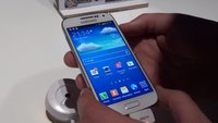 Samsung Galaxy S4 mini: Hands-on vom Premier-Event in London [Video]