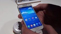 Samsung Galaxy S4 mini: Hands-on vom Premier-Event in London [Video]