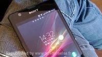 Sony Xperia ZU: Screenshots bestätigen Snapdragon 800