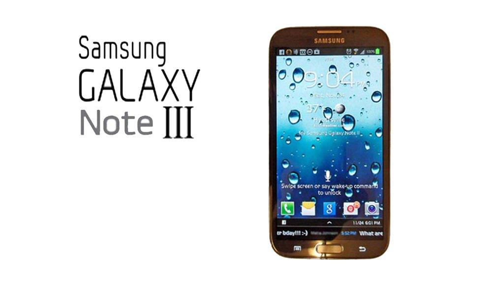 Samsung Galaxy Note 3: Sind zwei unterschiedliche Varianten in Planung?