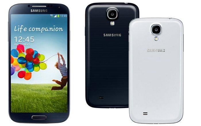 Samsung Galaxy S4 16 GB für 469,00 Euro bei Ebay