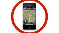 Blitzer-Apps: 4 Punkte, 75 Euro, Smartphone beschlagnahmt