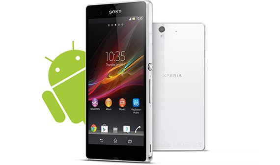 Xperia Z: Android 4.2.2-Update geleaked