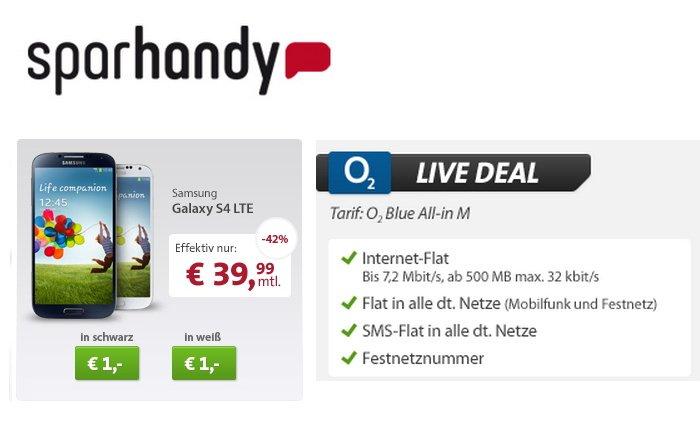 O2 Allnet-Flat mit Spitzen-Smartphone für 39,99 Euro pro Monat