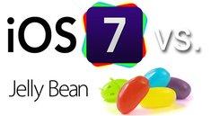 iOS 7 vs Android 4: Wen interessiert das eigentlich noch? (Kommentar)