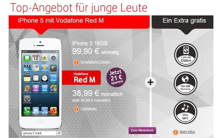 """Allnet-Flat für junge Leute im Tarif """"Red M"""" für 38,99 statt 59,99 Euro"""
