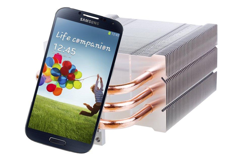 Nächste Smartphone-Generation kommt mit Flüssigkeitskühlung