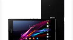 Sony Xperia Z Ultra: Full HD-fähiger 6,44-Zoller mit Snapdragon 800 vorgestellt