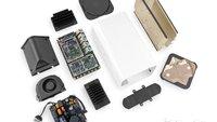 Neue AirPort Extreme: iFixit findet Festplatten-Slot - aber keinen Anschluss