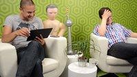 androidnext blub! #37: Samsung-Kameras, London-Event, Sony Xperia Tablet Z und schlechte Witze