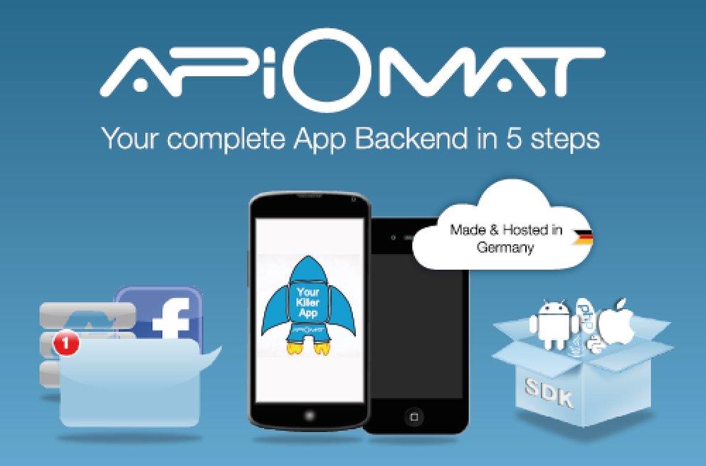 apiOmat: Backend as a Service aus Deutschland