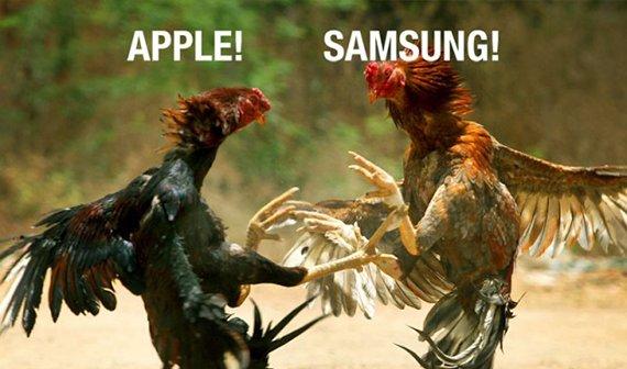 Samsung vs. Apple: Galaxy S4 darf nicht in den Patentstreit aufgenommen werden