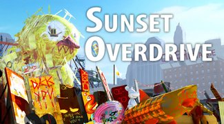 Sunset Overdrive: Freerunning, Zombies, Splatter!