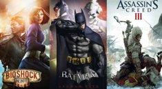 Batman, BioShock und Assassins Creed: Games erobern die Welt