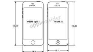 iPhone 5S und iPhone Light: Blaupausen aufgetaucht, zeigen Designs