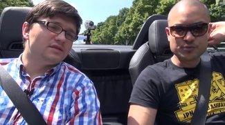 androidnext blub! #36: Amirs Geburtstag im Cabrio, ASUS, Sony, Gmail und Google Glass