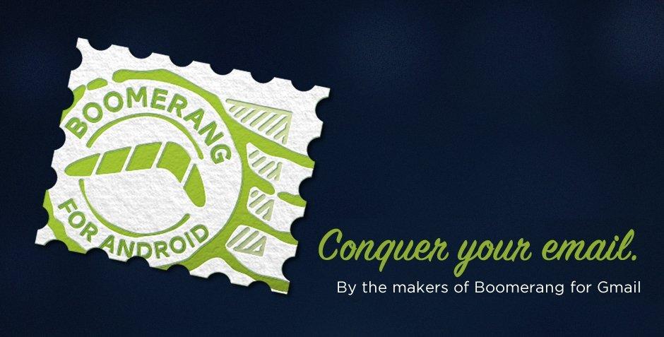 Boomerang: Alternative Gmail-App mit Pfiff