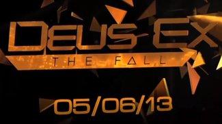Deus Ex - The Fall: Offizielle Ankündigung bereits morgen?