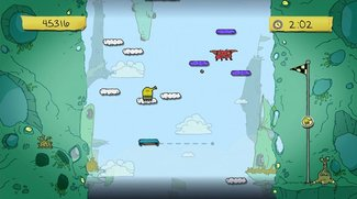 Demnächst auf Xbox Live: Doodle Jump Kinect, Microsoft Deal of the Week & mehr