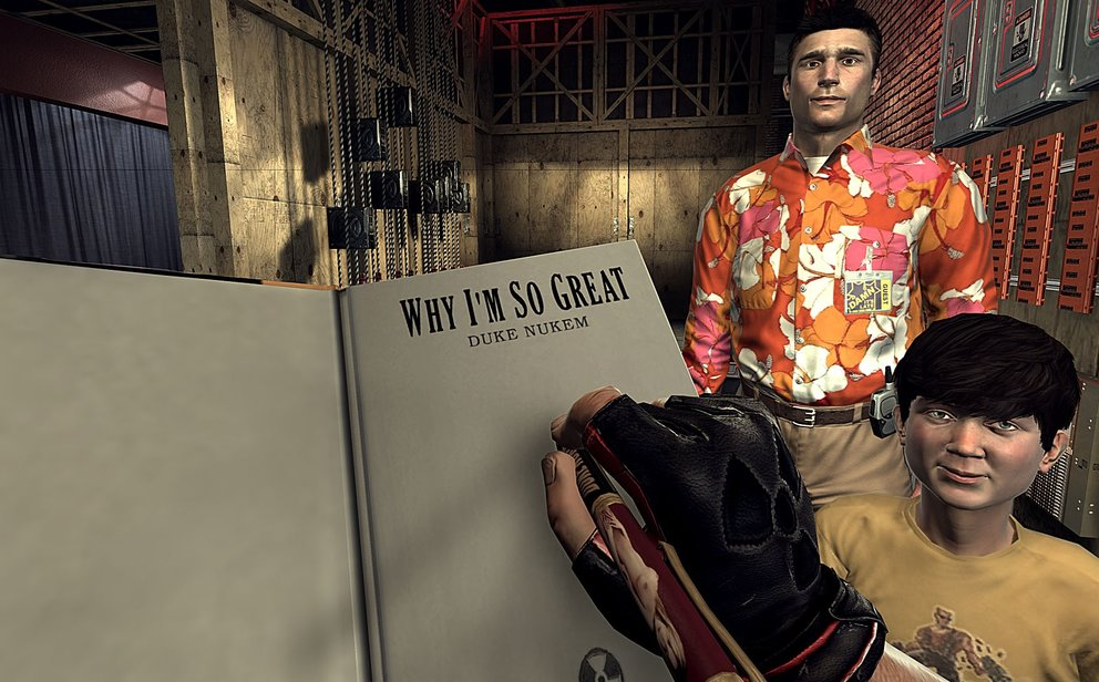 Gearbox Software: Wird wegen Duke Nukem verklagt