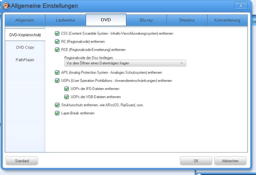 mac dvd kopieren mit kopierschutz