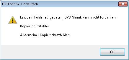 dvd shrink kopierschutz
