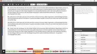 Interviews transkribieren leicht gemacht: F4 hilft beim Abtippen von Audio- und Video-Files