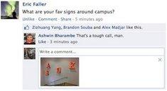 Neue Facebook-Funktion: Fotos in Kommentaren hochladen