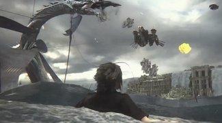 Final Fantasy XV & Kingdom Hearts 3: Release 2014 lediglich Platzhalter