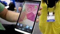 """HTC One Max: China-Klon """"Galapad"""" zeigt, wie One-Phablet aussehen könnte"""