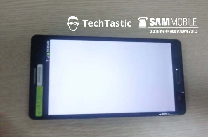 Samsung: Galaxy Note 3-Dummy, Camera 2 und S4 LTE-Advanced gesichtet